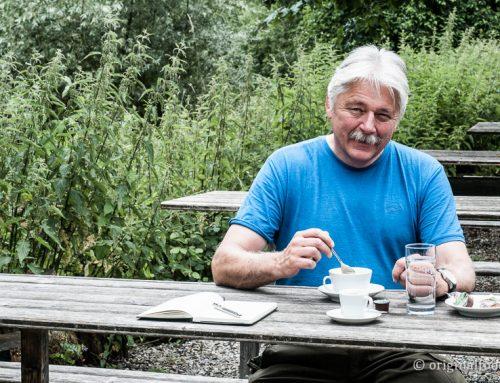Auf einen Kaffee mit … dem Förster Urs Gsell