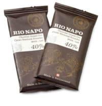 Rio Napo Grand Cru Snack 40% 30g Bio