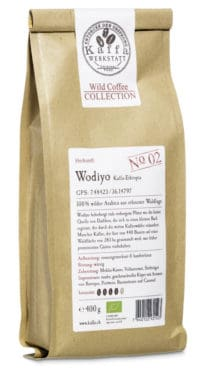 Wild Coffee Collection No. 2 Wodiyo Bio