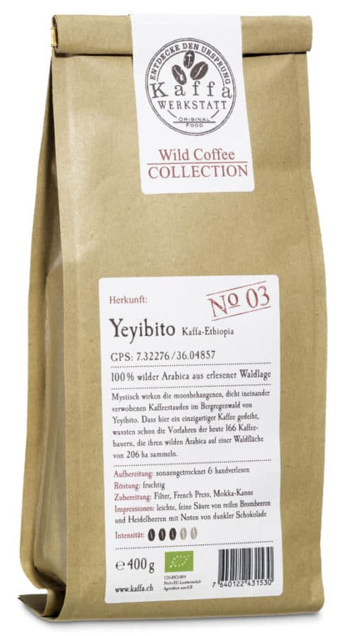 Wild Coffee Collection No. 3 Yeyibito bio