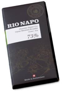 Rio Napo Grand Cru foncé 73% pur 70g bio
