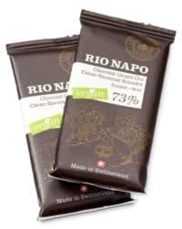 Rio Napo Grand Cru Snack foncé 73% 30g bio