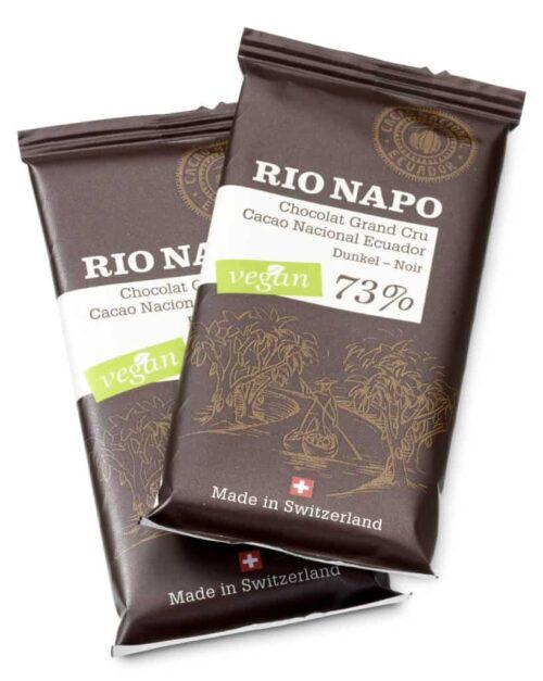 Rio Napo Grand Cru Snack 73% 30g Bio