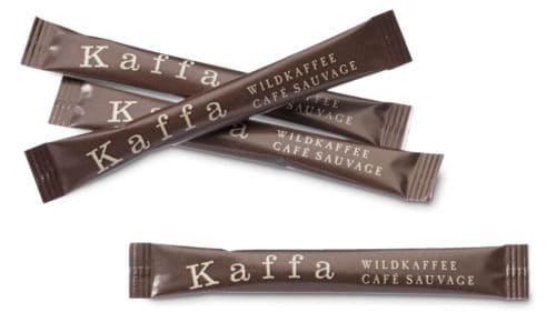 Kaffa Rohzucker-Sticks