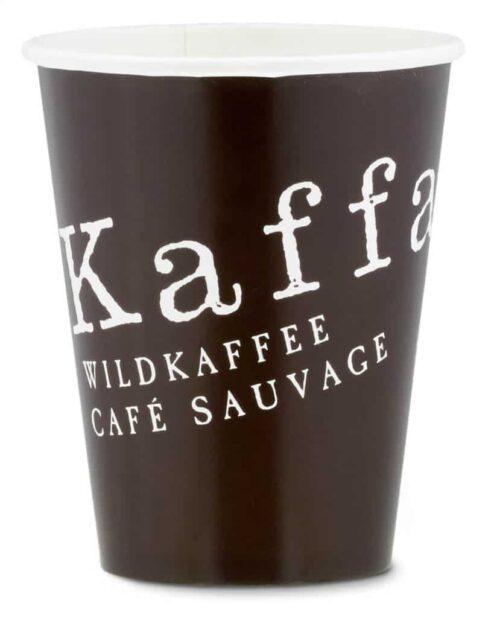 Kaffa Becher Kaffee 200ml