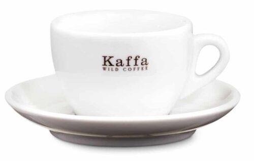Kaffa tasse à café 180ml avec assiette