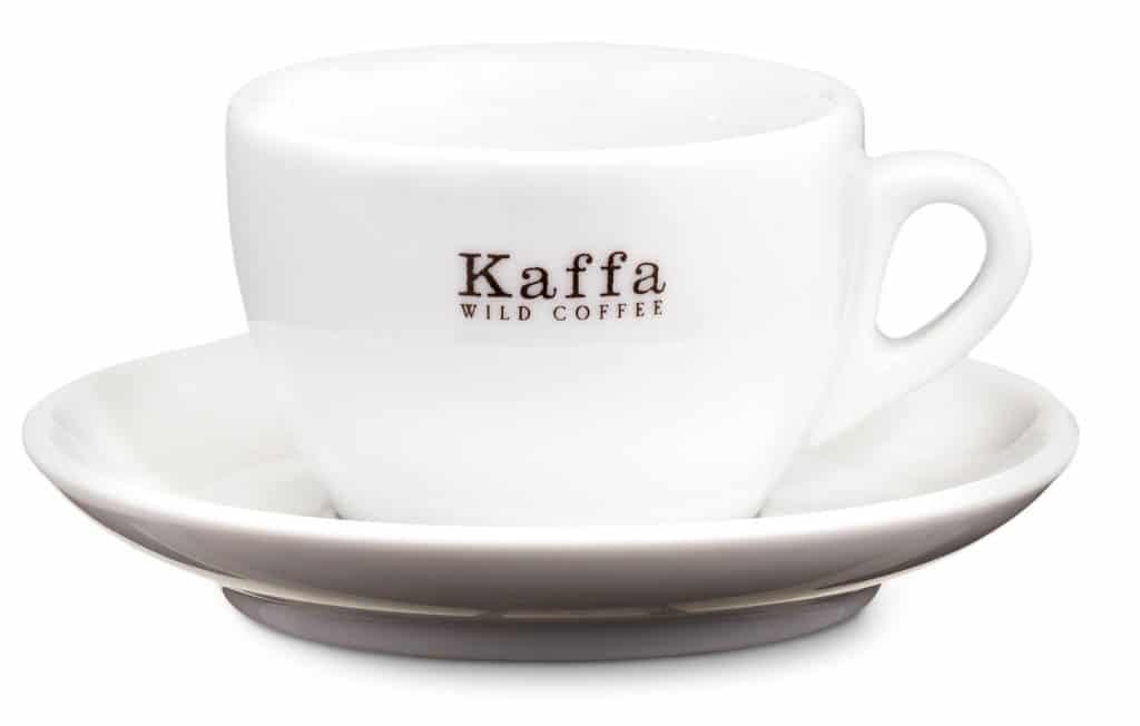 Kaffa Cappuccino Tasse 180ml mit Unterteller