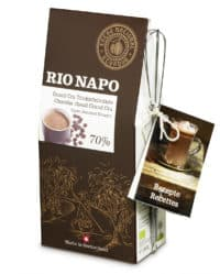 Rio Napo Grand Cru Trinkschokolade 70% Bio