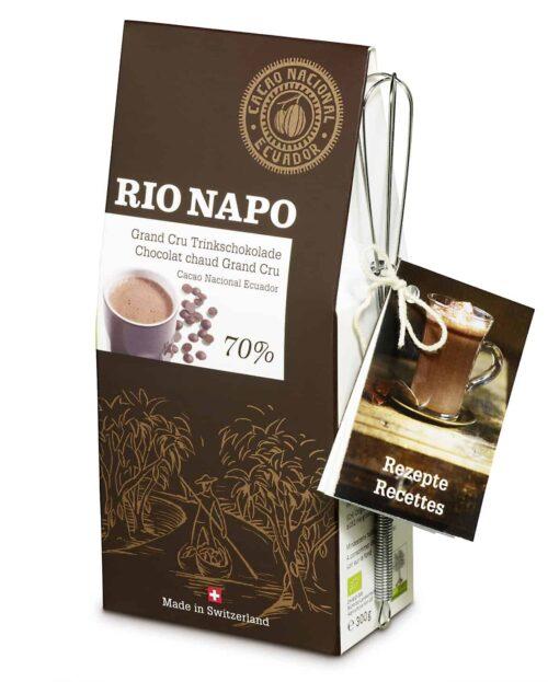 Rio Napo Chocolat Chaud 70% 300g bio