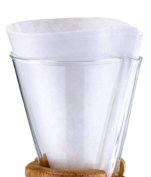 Chemex Filterpapier für 2 Cup-Karaffe