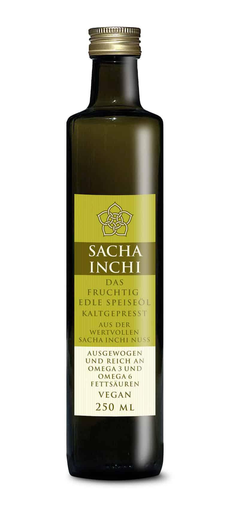 Sacha Inchi Huile de cuisson 250ml