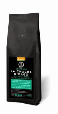 La Chacra d'Dago Espresso Grains 500g certifié Demeter