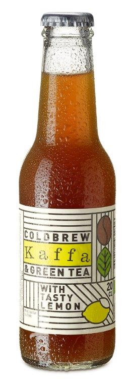Kaffa Coldbrew & Tea Lemon 200ml